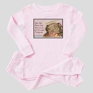 True Angel Baby Pajamas