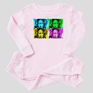 Warhol Baby Pajamas