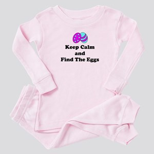 Easter Keep Calm And Find The Eggs Pajamas