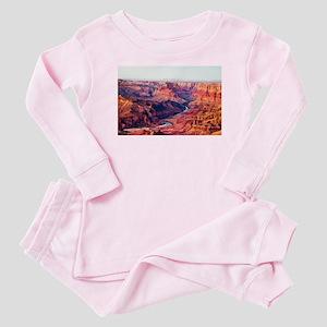 Grand Canyon Landscape Photo Baby Pajamas