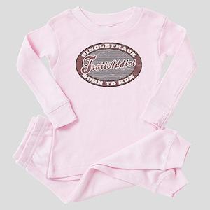 Trail Addict - Runner Baby Pajamas