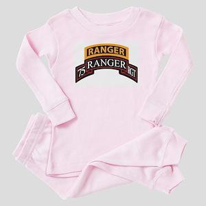 75 Ranger RGT scroll with Ran Baby Pajamas