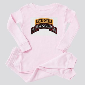 75 Ranger STB scroll with Ran Baby Pajamas