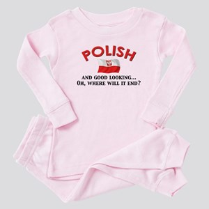 Good Lkg Polish 2 Baby Pajamas