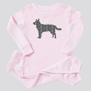 Australian Cattle Dog Baby Pajamas