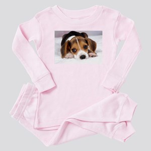 Cute Puppy Baby Pajamas