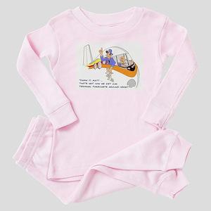 TERMINAL FORCASTS Baby Pajamas