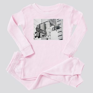 NY Broadway Times Square - Baby Pajamas