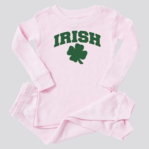 Irish Baby Pajamas