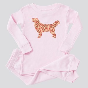 Golden Retriever Baby Pajamas