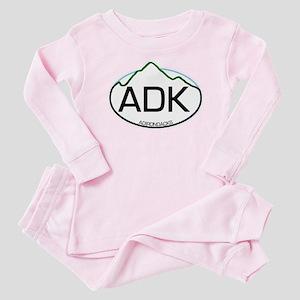 ADK Oval Baby Pajamas