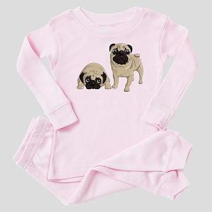 Pugs Baby Pajamas