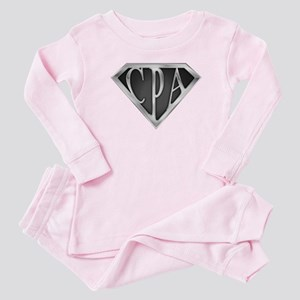 Super CPA - Metal Baby Pajamas
