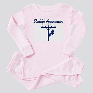 Daddy's Apprentice Baby Pajamas