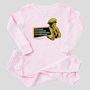 Barney Fife One Baby Pajamas