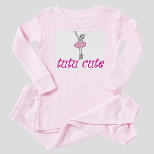 Tutu Cute Baby Pajamas