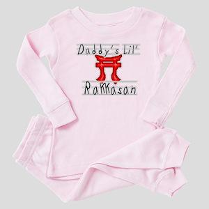 RAKKdaddy Baby Pajamas