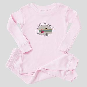 Happy Camper Baby Pajamas