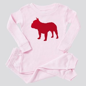 French Bulldog Baby Pajamas