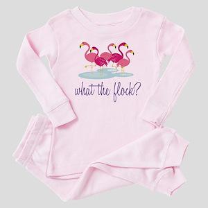 What The Flock? Baby Pajamas