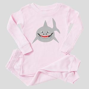 Shark Baby Pajamas
