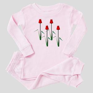 Tulips Pajamas