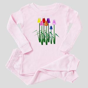 Lots O Tulips Pajamas