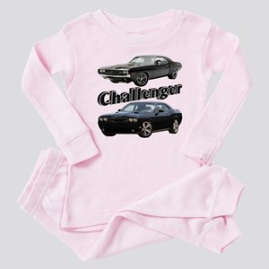 Challenger Baby Pajamas