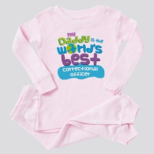 Correctional Officer Gifts for Kid Baby Pajamas