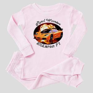 McLaren F1 Baby Pajamas