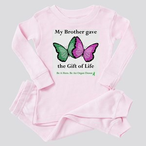 Brother Gift Baby Pajamas
