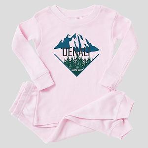 Denali - Alaska Baby Pajamas