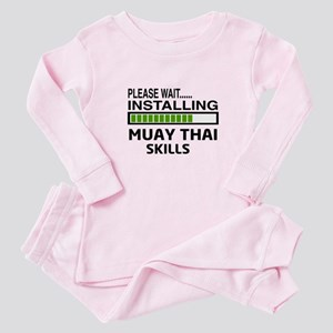 Please wait, Installing Muay Thai Baby Pajamas