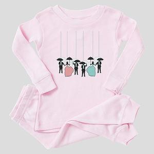 Life and Death Brigade Baby Pink Pajamas