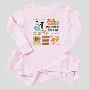 Gilmore Girls Baby Pink Pajamas