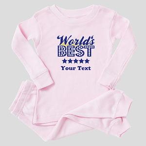 Customize Worlds Best Pajamas