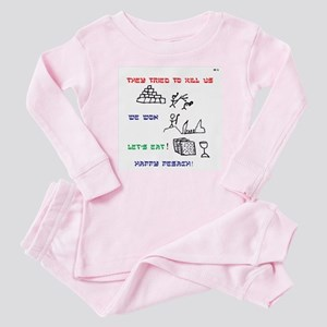 Passover Pesach Story Baby Pajamas