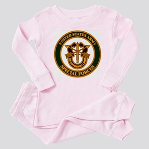 U.S. ARMY SPECIAL FORCES Baby Pajamas