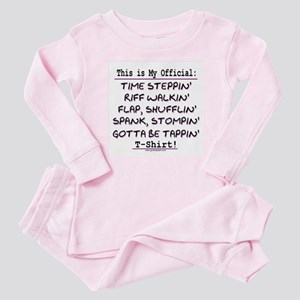 Official Tap T-Shirt Purple Baby Pajamas