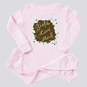 Love Mud Baby Baby Pajamas