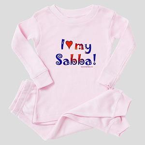 I love my Sabba Baby Pajamas