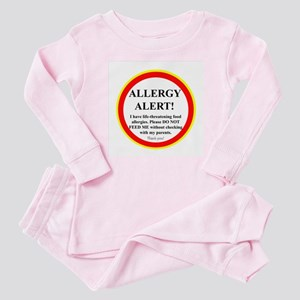 AllergyRound Baby Pajamas