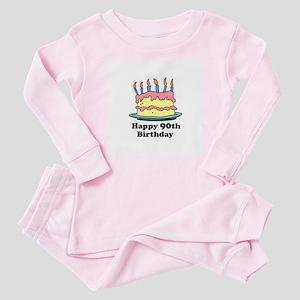 Happy 90th Birthday Baby Pajamas