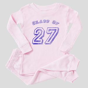 Class Of 27 Baby Pajamas