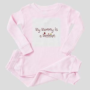 Dietitian Baby Pajamas