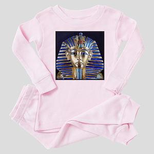 Tutankhamun Baby Pajamas