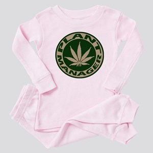 Plant Manager Baby Pajamas