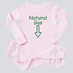 Natural Gas Baby Pajamas