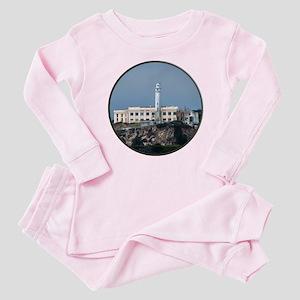 Helaine's Alcatraz Island Baby Pajamas