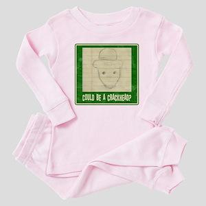 Crichton Leprechaun 1 Baby Pajamas
